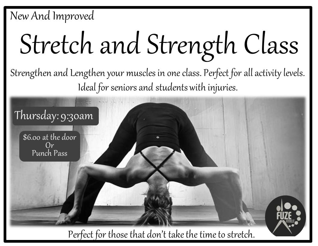 Stretch and Strength Flyer Nov 2015