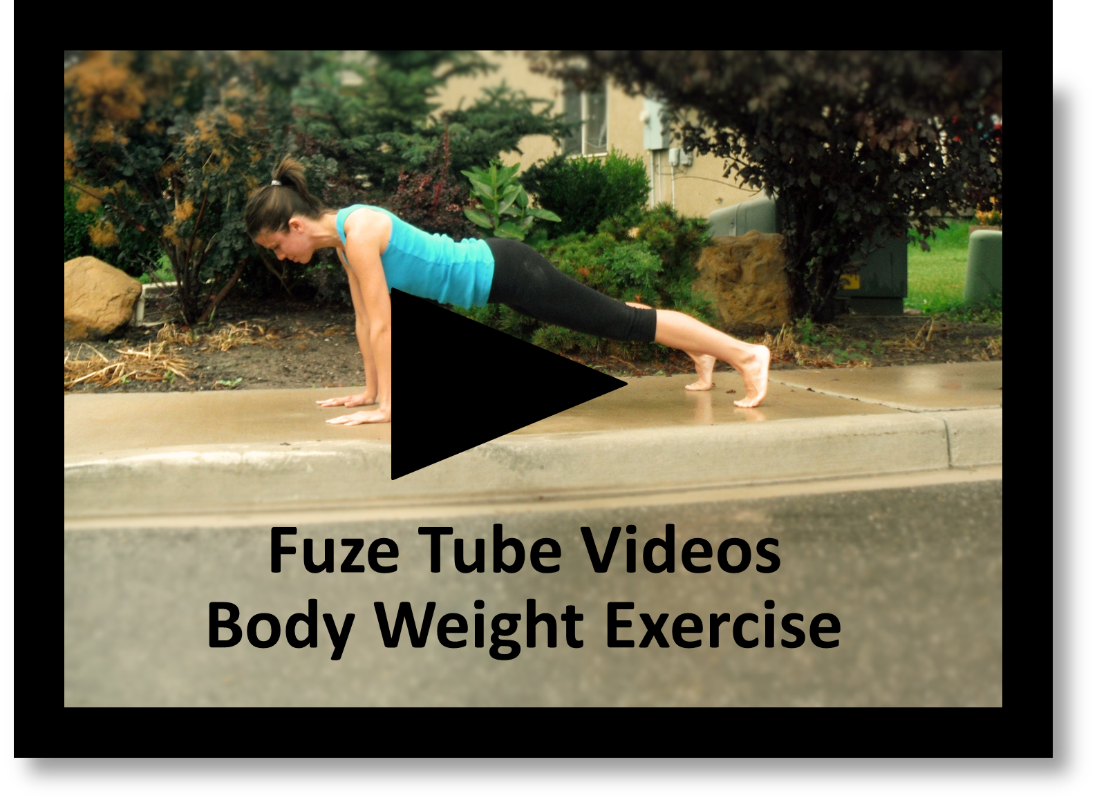 Fuze Tube Body weight