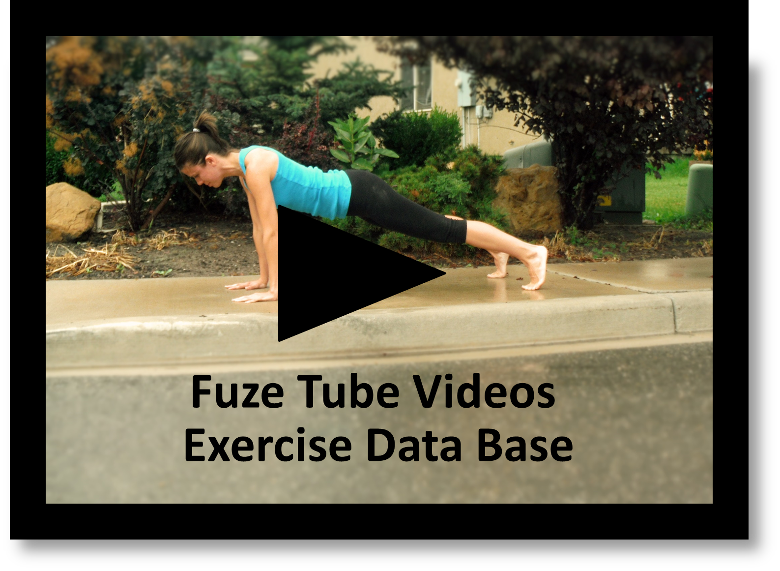 Fuze Tube Exercise Data Base