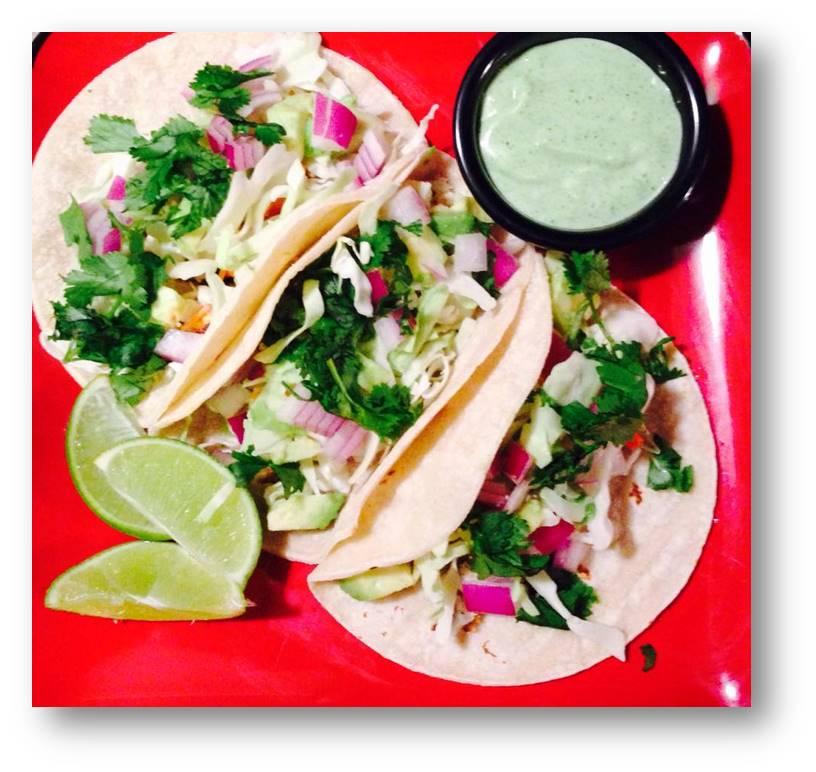Lonestar Fish Tacos
